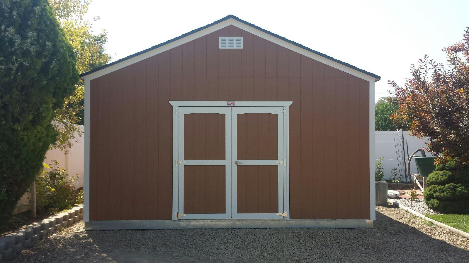 ranch shed