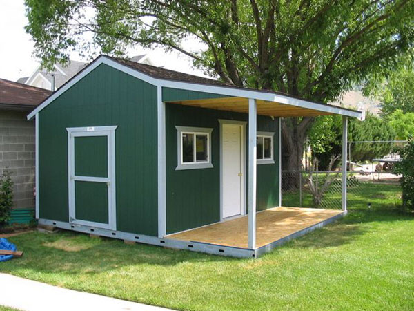 shed builders salt lake city