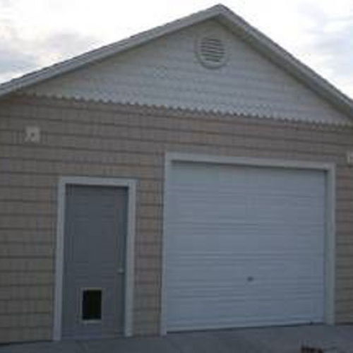 Garage builder