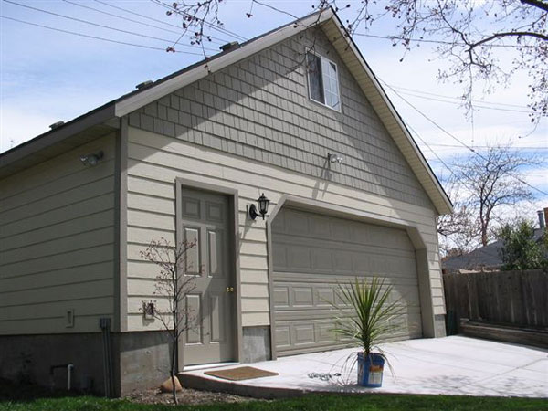 garage contractor salt lake city