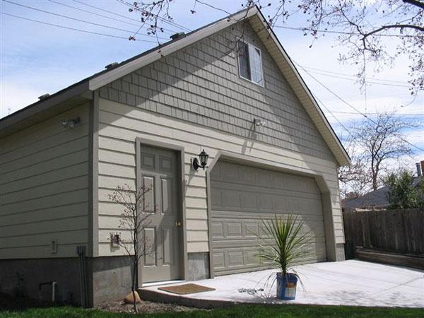 Garage Contractor Salt Lake City