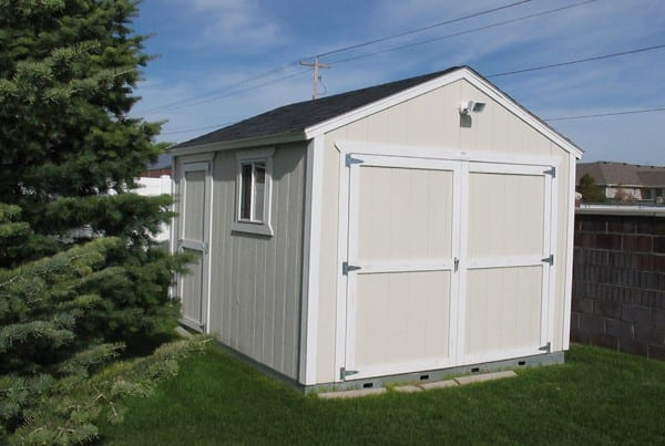 How to Keep Sheds in Salt Lake City Clean and Organized