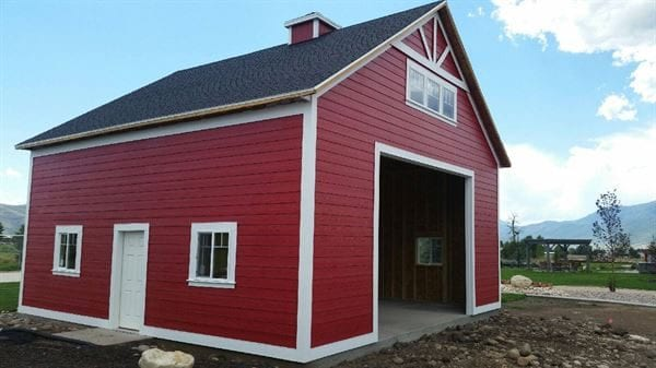 shed size HOA professional