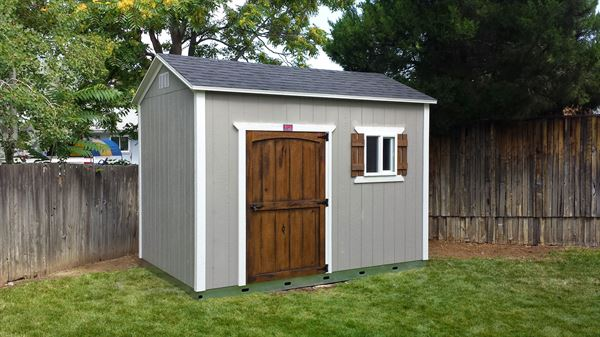 protecting storage shed fire risks