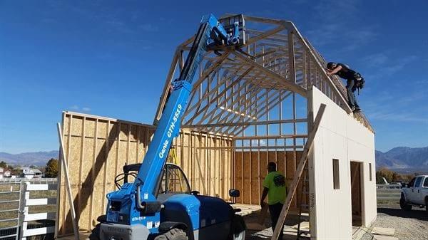 property factors purchasing custom shed