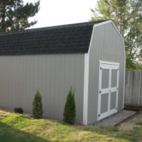 barn style shed