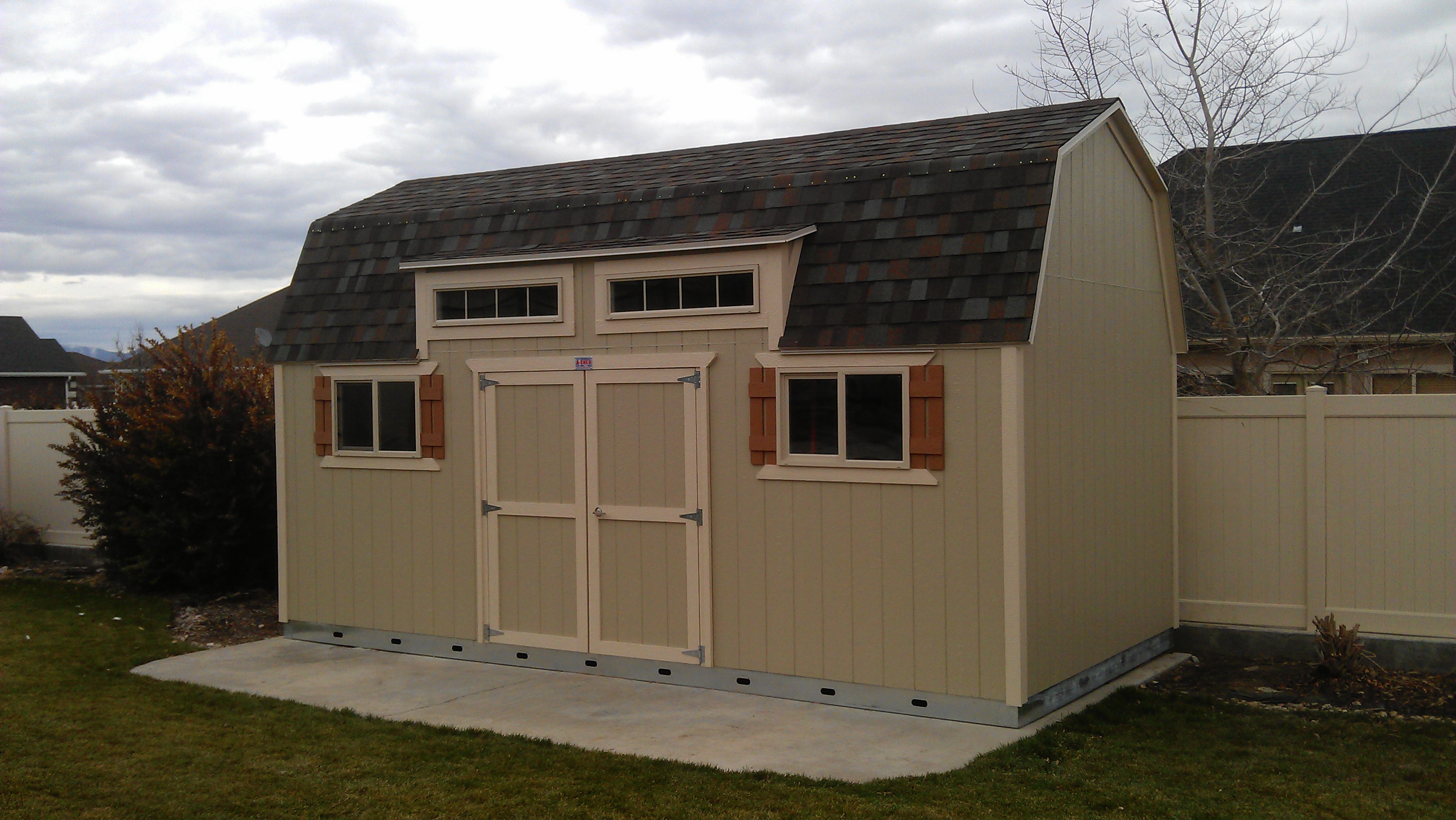 Types of Storage Sheds