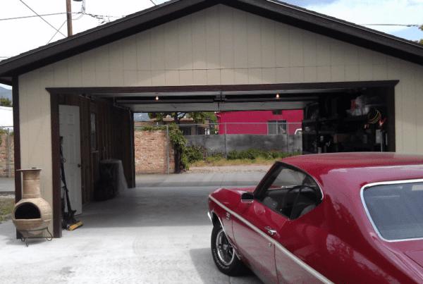 New Garage Design
