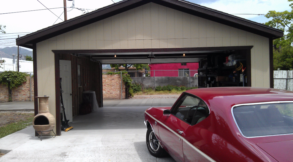 Building a new garage you want these 5 design features for New garage
