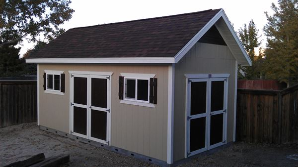 Different Types of Sheds