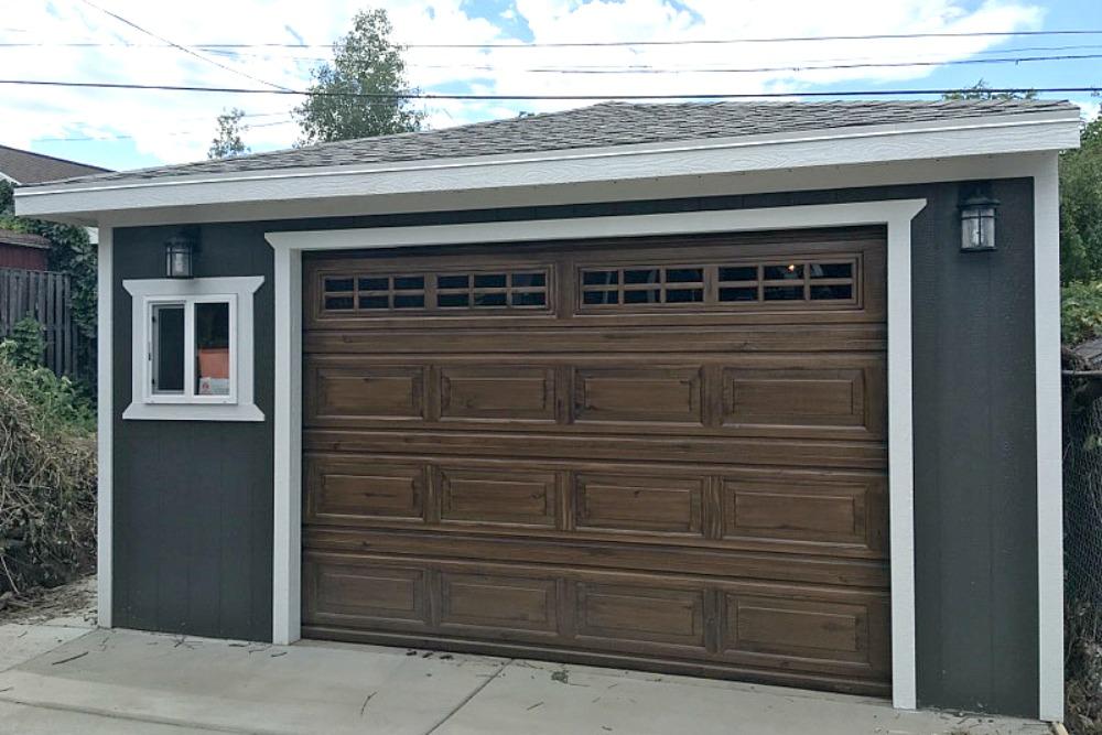 When A Detached Garage Makes Sense A Shed Usa