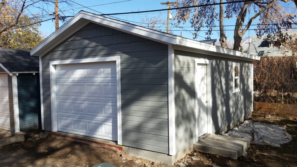 What S The Cost Of A New Garage A Shed Usa