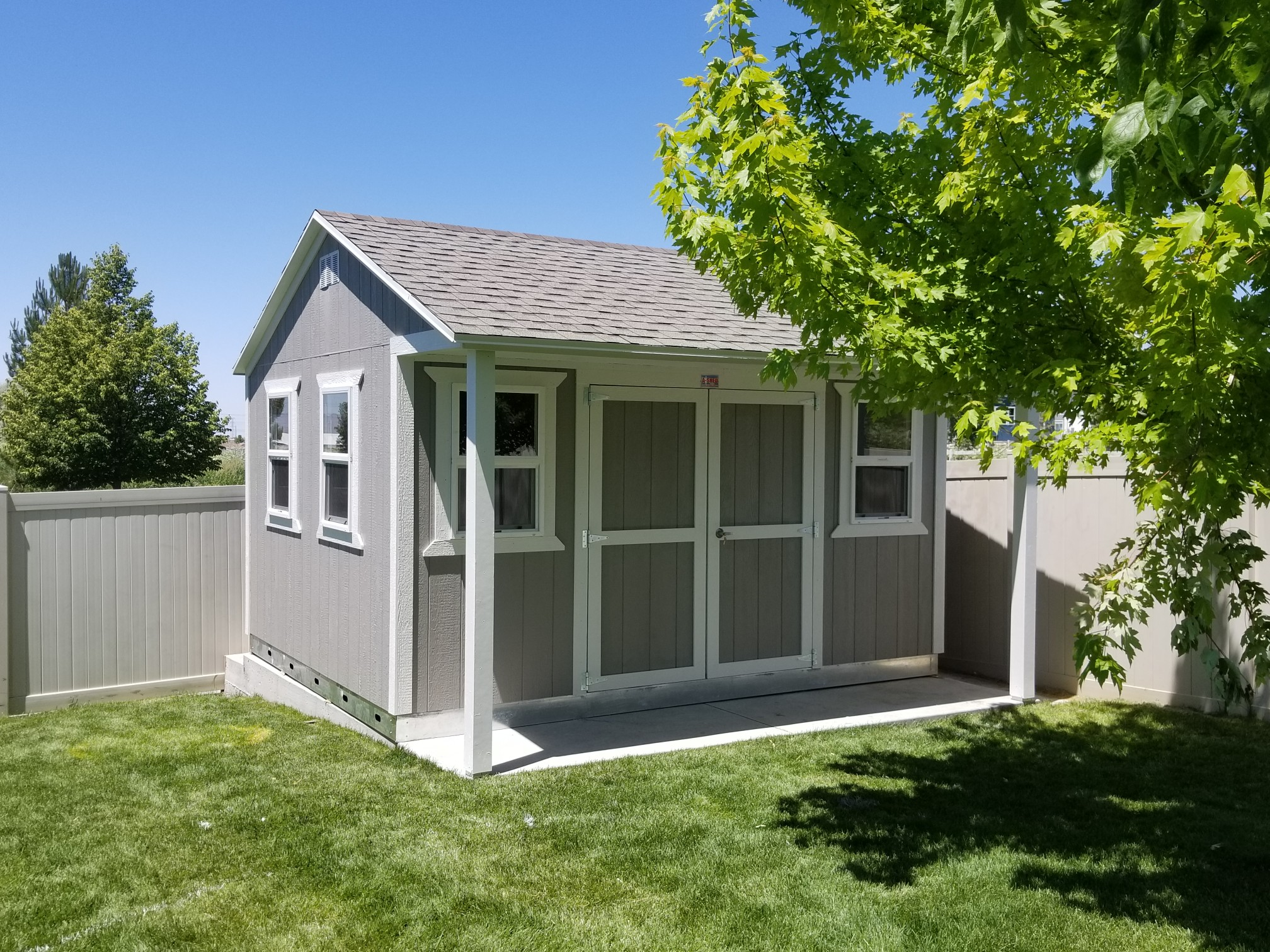 items avoid storing garden shed