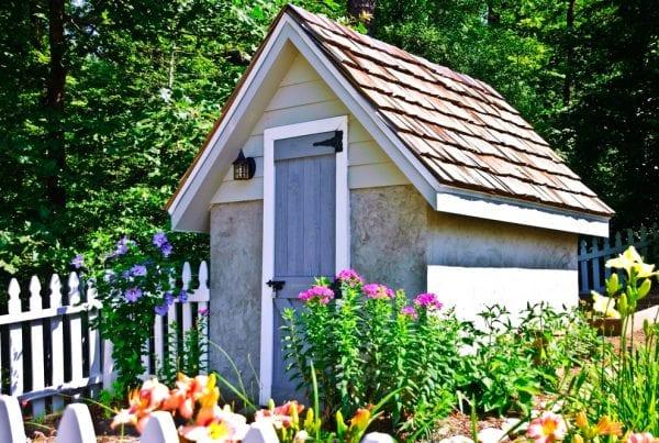 garden sheds popular