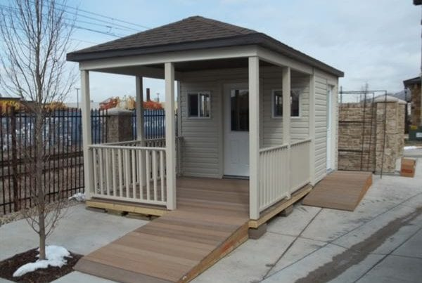 shed entrance ramps benefits