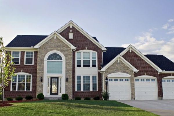 new garages property value