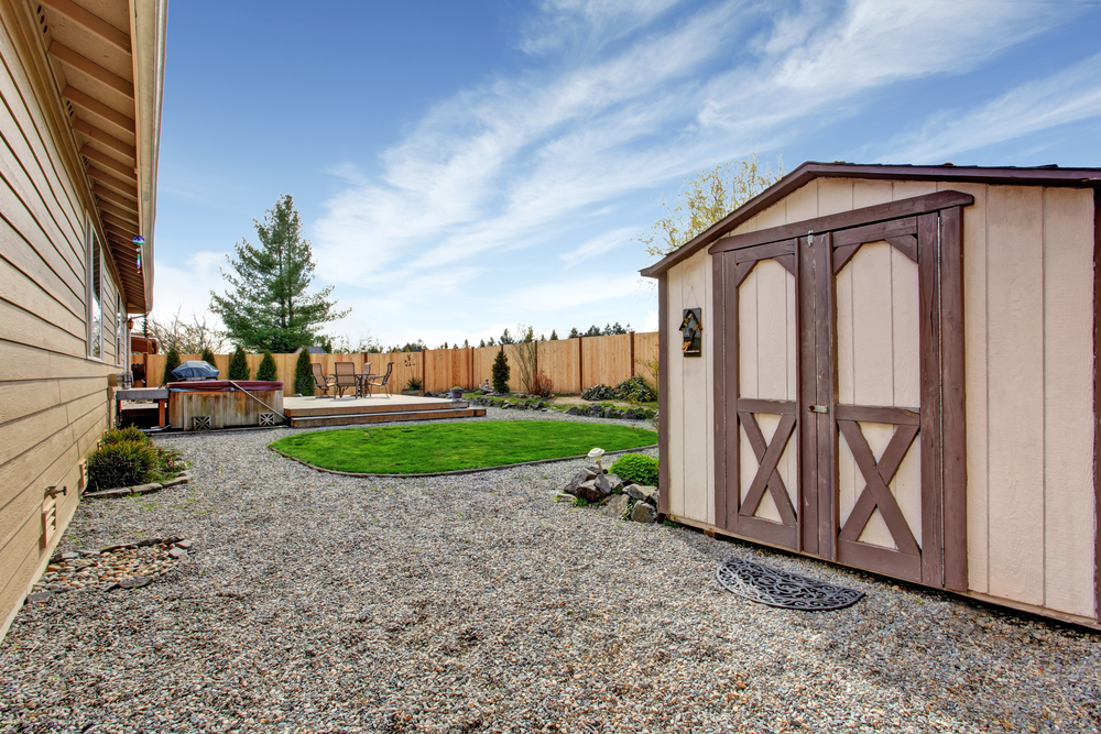 risks purchasing used sheds